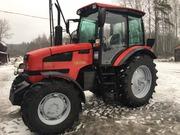 Трактор МТЗ БЕЛАРУС-1523,  реконструированный