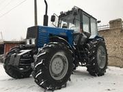 Трактор Беларус-1221,  реконструированный